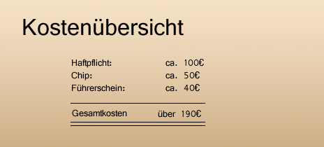 hundef hrerschein bald in ganz deutschland pflicht. Black Bedroom Furniture Sets. Home Design Ideas
